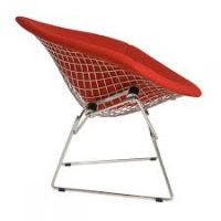 Large Diamond Lounge Chair