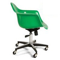 Fiberglass Desk Chair, Ray & Charles Eames