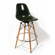 DSW Bar Stool, Ray & Charles Eames