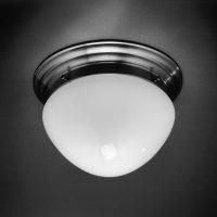 Halve Bol Plafondlamp