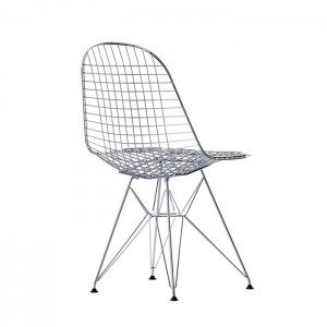 Miniatuur DKR WIre Chair - Charles & Ray Eames