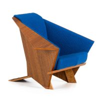 Taliesin West Armchair Miniature