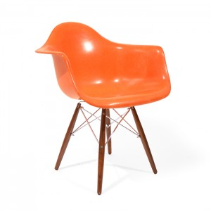 Eames Dowel Orange