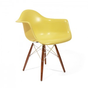 Eames Dowel Yellow