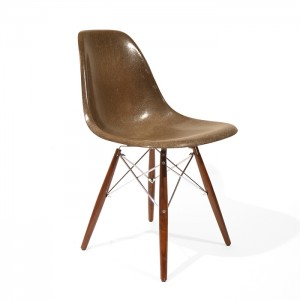Eames DSW Brown