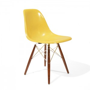 Eames DSW Light Yellow