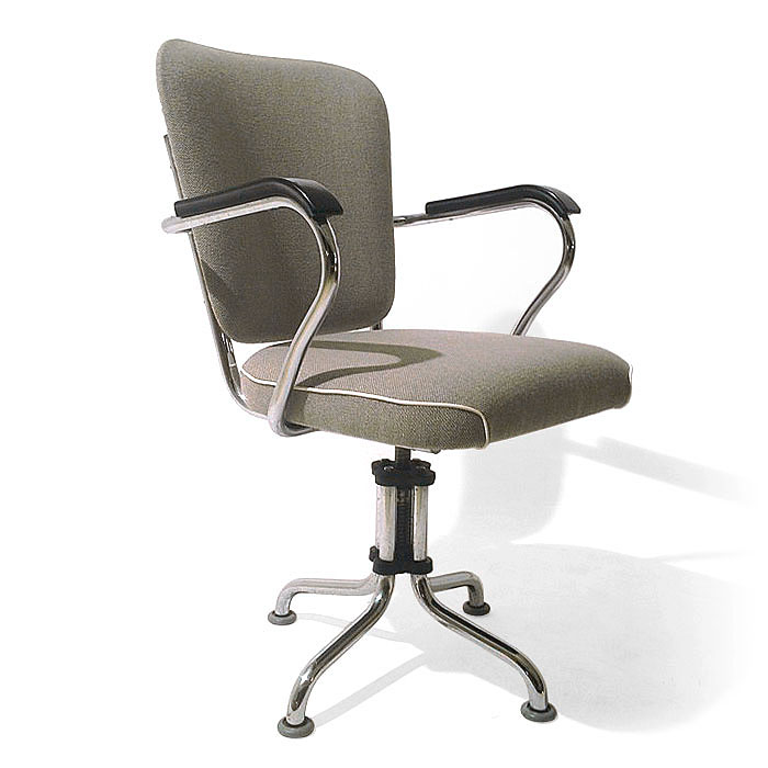 Artifort Geoffrey Harcourt Bureaustoel.Fana Stoel Bebob Design