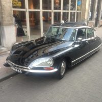 Citroën DS Sedan 23 Pallas 1974