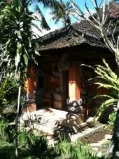 Paradijslijke Villa in Ubud op Bali