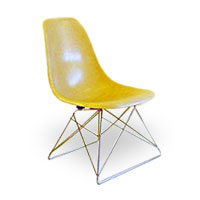 DSX Side Shell Low Rod, Ray & Charles Eames