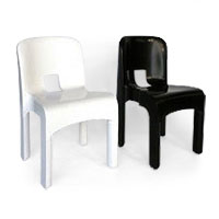 Universal Chair 4867, Joe Colombo
