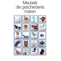 Meubels die Geschiedenis maken, in Dutch
