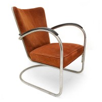 Vintage 412 Lounge Chair, Gispen