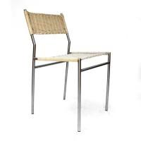 Rieten Tafelstoel