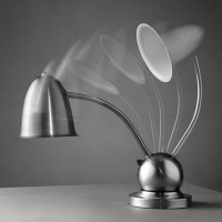 Duikelaar Tafel Lamp