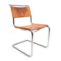Side Chair S33, Stam, Mart, Thonet