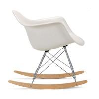 Fiberglass Schommelstoel, Ray & Charles Eames