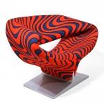 Ribbon chair