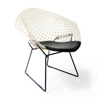 Diamant Stoel 421, Harry Bertoia, Knoll International