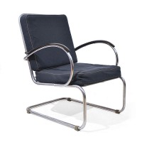 Original Easy Chair 409, Gispen