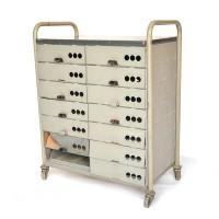 Vintage Tool Cabinet