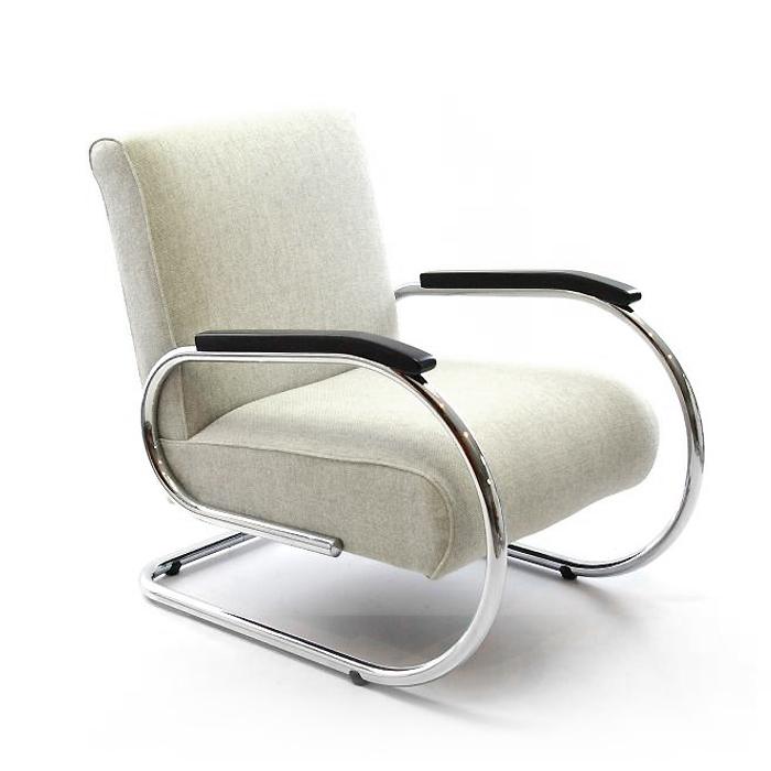 Walter Knoll Bureaustoel.Art Deco Chair Bebob Design