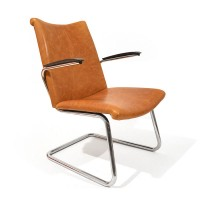 Easy Chair  De Wit 4014 Leather