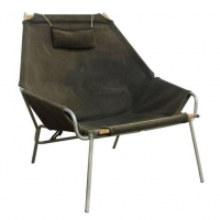 Suede Easy Chair J 361