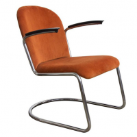 413 Easy Chair, Gispen