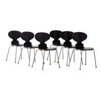Ant Chairs, Arne Jacobsen, Fritz Hansen