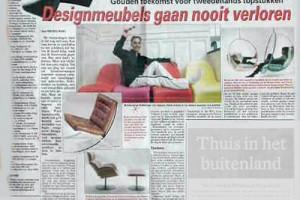 Designmeubels gaan nooit verloren De Telegraaf