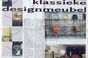 Oplaaiende liefde voor het klassieke designmeubel Algemeen Dagblad