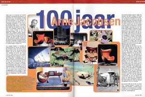100 jaar arne jacobsen Villa d'arte