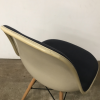 DSS Upholstered Dowel Base Chair, Ray & Charles Eames