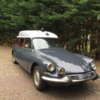 Citroën DS Break Ambulance 1967