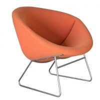 Lounge Chair, Wolff, Rohe