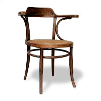 Thonet wooden chair
