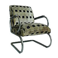 Easy Chair, Original Art Deco Chair