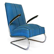 Tubular Easy Chair