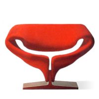 F582 Ribbon Fauteuil