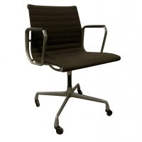 Ray and Charles Eames for Herman Miller EA 108 Office Chair Plus Armpads