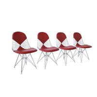 Set of Four DKR Chairs