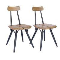 Pirkka wooden chair, Tapiovaara